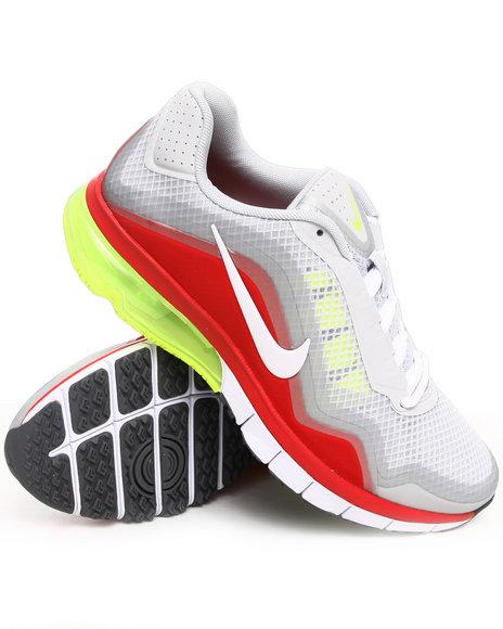 Nike Men Grey Nike Air Max Tr 180 Sneakers