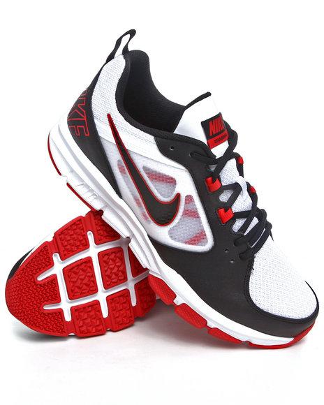 Nike Men White Air Velocitrainer Sneakers