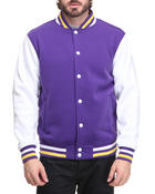 Basic Essentials - Varsity Jacket
