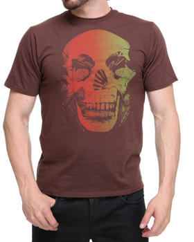 Basic Essentials - GEISHA SKULL TEE