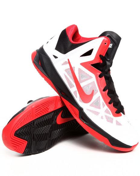 Nike Men White Nike Zoom Hyperchaos Sneakers
