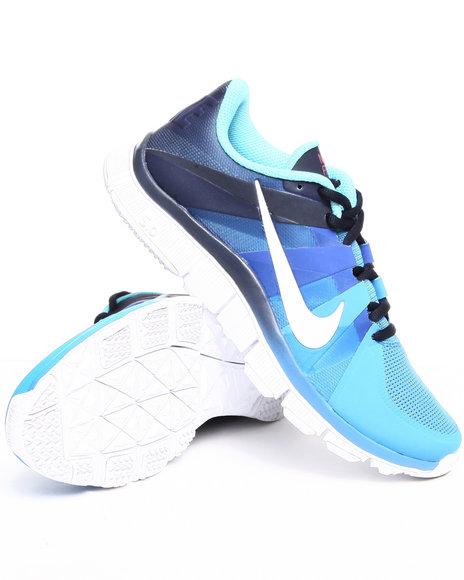 Nike Men Blue Nike Free Trainer 5.0 Sneakers