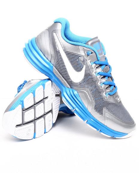 Nike Men Grey Nike Lunar Tr1 Sneakers