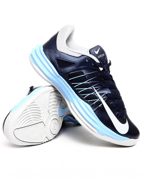 Nike Men Navy Nike Hyperdunk Low Sneakers
