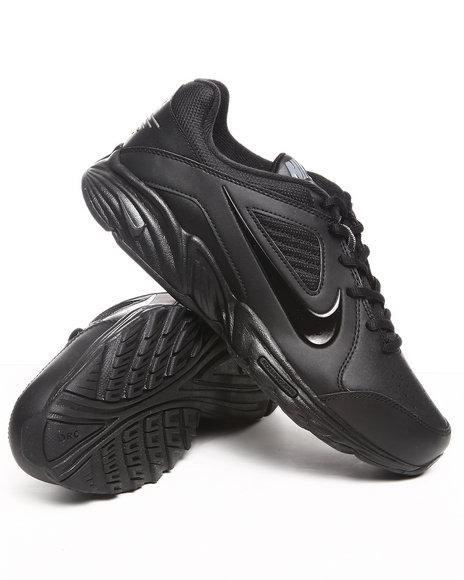 Nike Men Black View Iii Sneakers