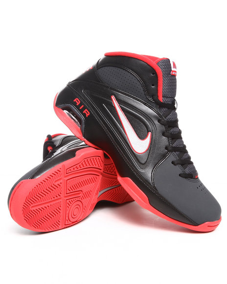 Nike Men Black Nike Air Visi Pro Iii Sneakers