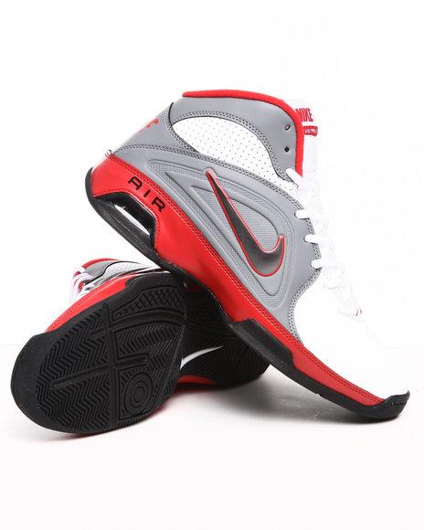 Nike Men White Nike Air Visi Pro Iii Sneakers