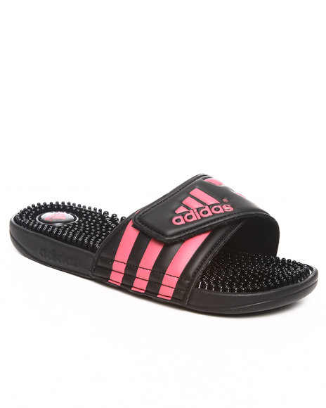 Adidas Women Black Adissage W Slide Sandals