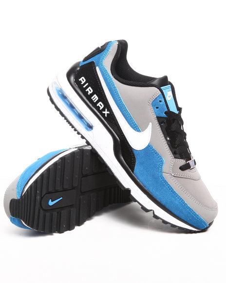 Nike Men Grey Air Max Ltd Sneakers