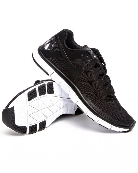 Nike Men Black Nike Free Trainer 3.0 Sneakers