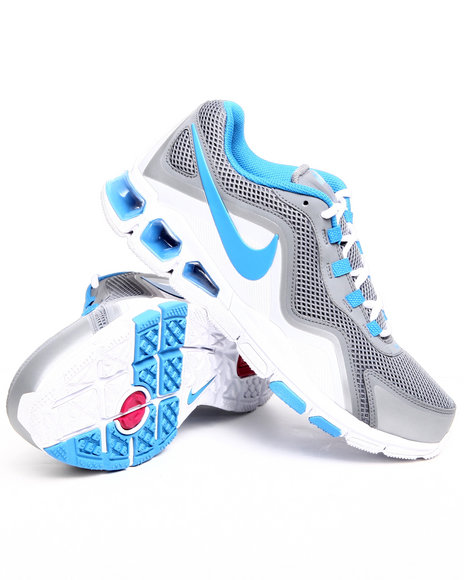 Nike Men Grey Air Max Tr 2K12 Sneakers