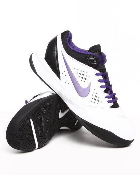 Nike Men White Nike Zoom Ventiquattro Sneakers