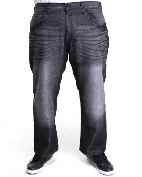 Enyce Men Black Premium High Road Denim Jean (B&T)