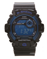 G-Shock by Casio - X-Large 8900 Watch - Blue / Black