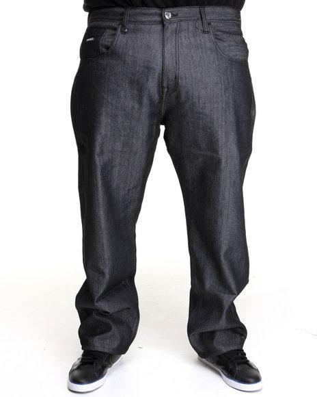 Enyce Men Black New Tradition Denim Jean (B&T)