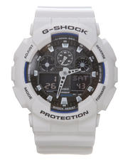 G-Shock by Casio - GA-100 Limited Edition Watch w / Blue Detail