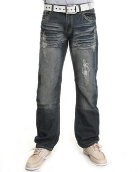 Buyers Picks - Sharp Denim Jeans with Belt