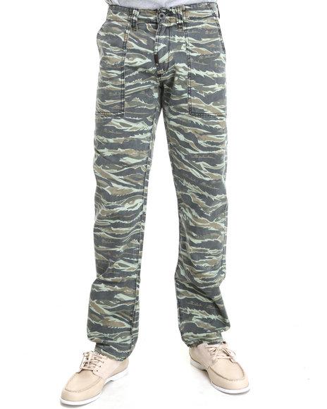 LRG Men Camo O G Army Chino True-Straight Pants