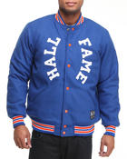 Outerwear - House of Fame Wool Stadium Jacket