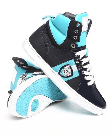 COOGI Men Navy,Light Blue Ryan High Sneaker