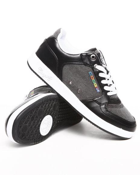 COOGI Men Black Knockout Lowtop Sneaker