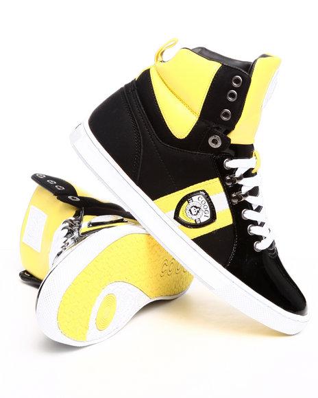 COOGI Men Black Ryan High Sneaker