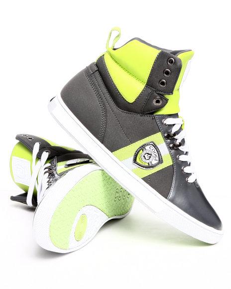 COOGI Men Grey Ryan High Sneaker