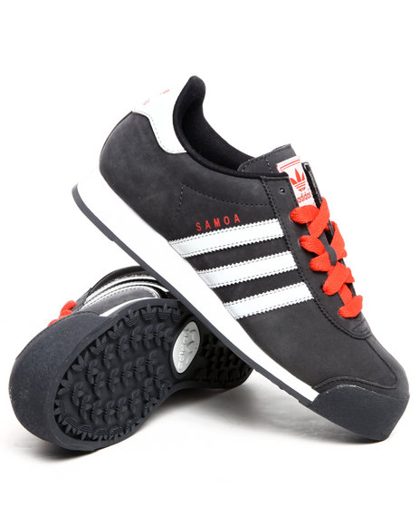 Adidas Women Grey Samoa W Sneakers