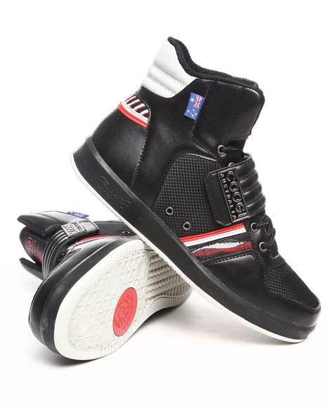 COOGI Men Black Monaco 2 Hightop Sneaker