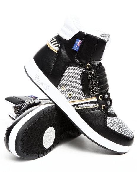 COOGI Men Black,Grey Monaco 2 Hightop Sneaker