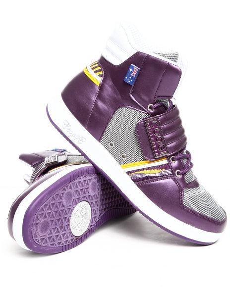 COOGI Men Purple Monaco 2 Hightop Sneaker