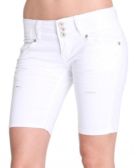 Womens Basic Essentials Shorts Basic Essentials Clothing at