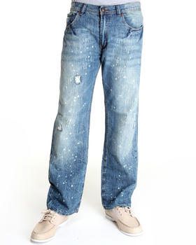 Buyers Picks - Splatterama Bootcut Denim Jeans