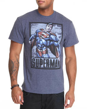 Graf-X Gallery - Superman Tee