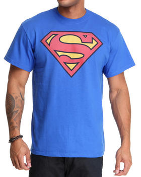 Graf-X Gallery - Superman Logo Tee