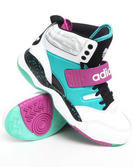 Adidas Men White Hackmore Sneakers