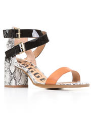 Heeled Sandals - Carmanita Sandal