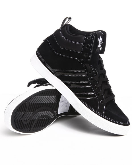 Adidas Women Black Top Court W Sneakers