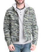 Outerwear - O G Army Jacket (B&T)