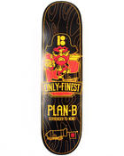 "Plan B - Only The Finest 7.625"" Skate Deck"