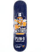"Plan B - Only The Finest 8"" Skate Deck"