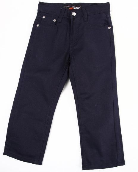 Akademiks Boys Indigo Bull Denim Jeans (4-7)