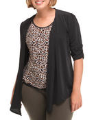 Outerwear - 2-FER Top (plus)