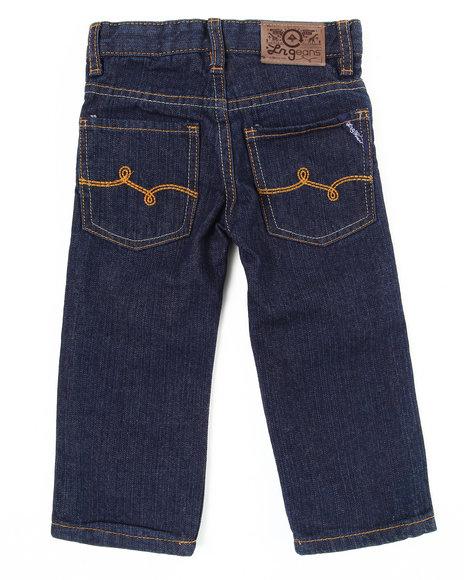 LRG Boys Dark Wash Naturalist Straight Fit Jean (2T-4T)