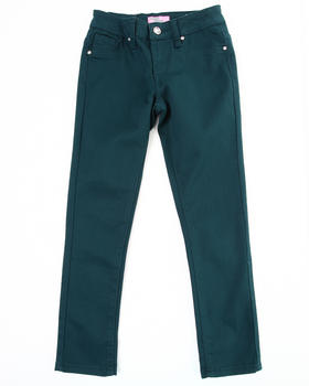 La Galleria - Colored Skinny Jean (7-16)