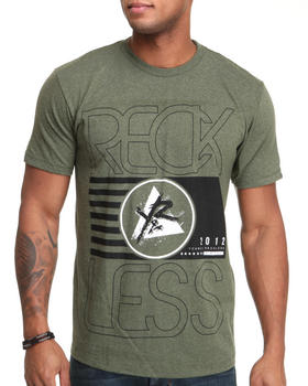Young & Reckless - Die Cut Tee