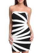 Basic Essentials Women Lolo Dress Black Small