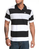 Southpole - Cut and Sew Stripe Polo