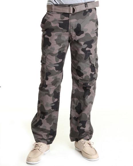 Chaps Ripstop Cargo Pants Ripstop Camo Cargo Pants