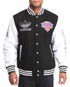 Men - New York Knicks classic Varcity Jacket